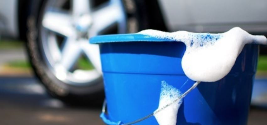 DIY At Home Car Wash