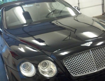 CT Car Detailing Photos - Bentley