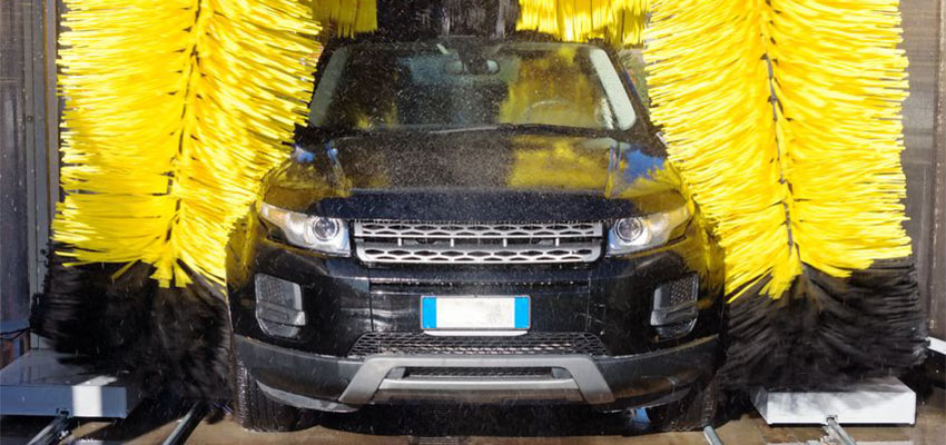 The Dangers Of Automatic Car Washes
